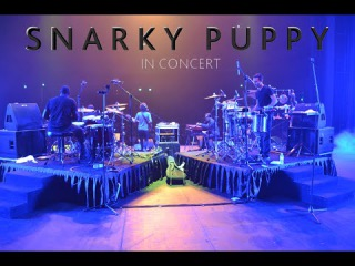 Snarky Puppy - Binky (Ending to Outro) Live in Singapore