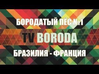 БОРОДАТЫЙ ПЁС №1 (PES 2016 DEMO): БРАЗИЛИЯ - ФРАНЦИЯ
