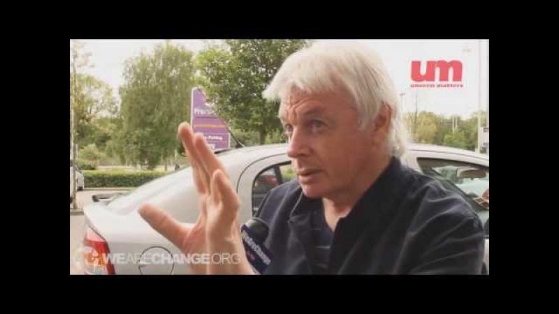 Дэвид Айк о ДМТ и Тайне Вселенной 2013