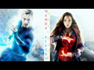 Wanda/Pietro - Unsteady