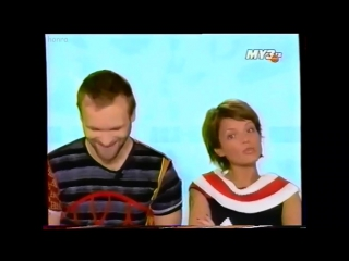 ПИП-ПАРАД на Муз-ТВ (1 часть) [2003]