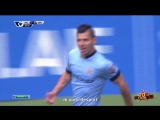 Манчестер Сити 1:0 КПР | Гол Агуэро