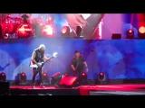 Scorpions - Wind Of Change Ветер перемен , 16.05.2015 в Тюмени