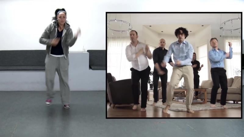 Lær å danse Jeg heter Finn (I kveld med Ylvis' danseskole)
