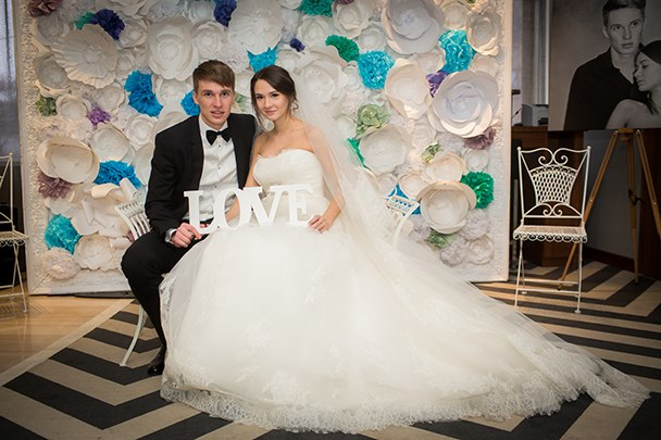 Андрей ярмоленко свадьба видео