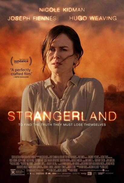 Драма «Чужая страна», с участием Николь Кидман, Хьюго Уивинга и Джозефа Файнса обзавелась первым постером.