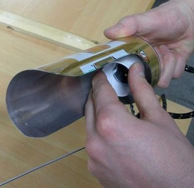 Как сделать муляж камеры видеонаблюдения своими руками фото