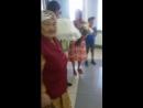 выписка Мукановых ))наши маленькие девочки))молодцы обе посторались ))