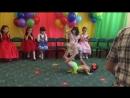 Выпускной девочка-гимнастка