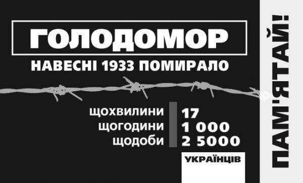 """""""Мы не забыли!"""": В Академии сухопутных войск почтили память жертв голодоморов - Цензор.НЕТ 8605"""