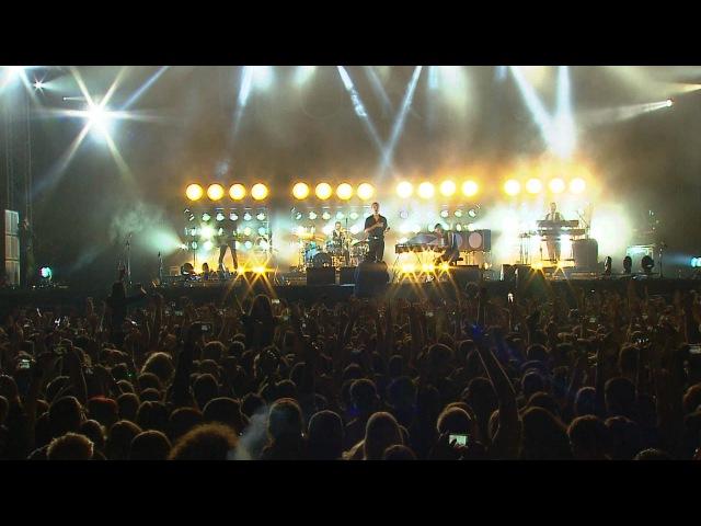 Hurts - Illuminated LIVE @ EXIT Festival 2014