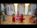 Восточные танцы, Донецк - Ферюза - дети продолжающие - 30.12.12