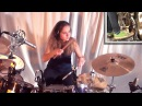Smells Like Teen Spirit - Nirvana; drum cover by Sina