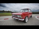 Fiat 125p R32 coupe Timalapsed HD