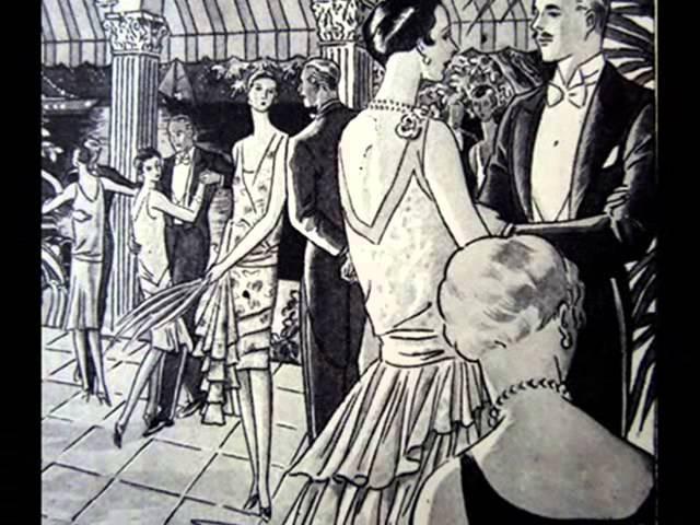 Roaring 1920s Dinah Harold Leonard His Waldorf Astoria Orch 192626