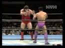 UWFi BUSHIDO Такада Олбрайт Бой за титул чемпиона 1часть Бушидо Bushido