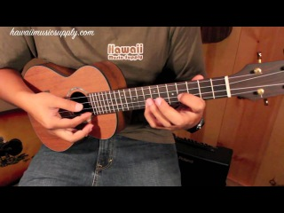 Ukulele Tutorial -