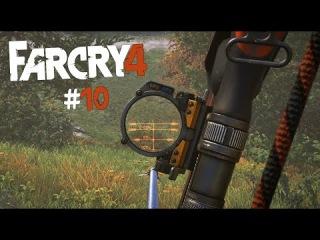 Far Cry 4 - Охота и крепость Де Плёра #10