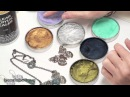 How to Apply Gilders Paste without a Paint Brush