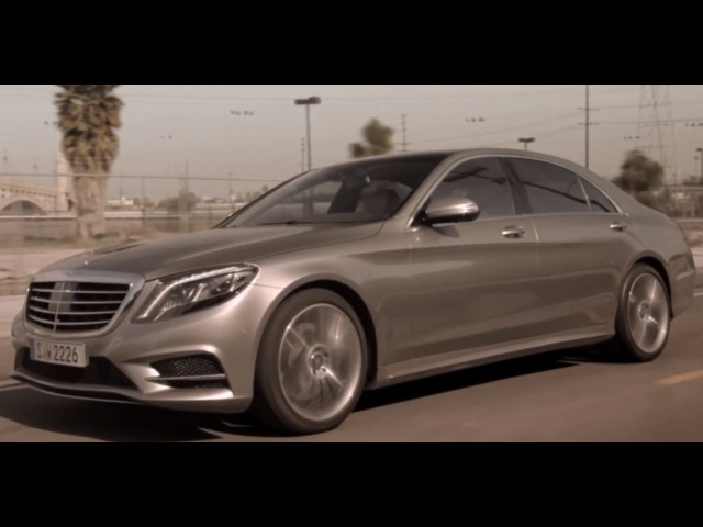 All-New 2014 S-Class Features -- Vision Accomplished -- Mercedes-Benz Luxury Sedans