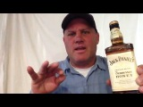 Jack Daniel's Tennessee Honey 'no hands' Liquor slam
