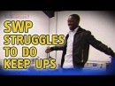 Shaun Wright-Phillips struggles to do keep-ups with Chris Kamara