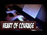 Two Steps From Hell - Heart Of Courage on Piano  Rhaeide
