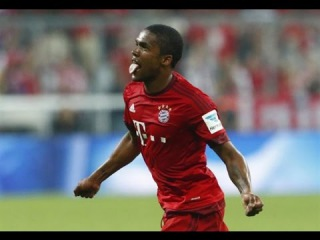 Бавария Мюнхен Дуглас Коста дриблинг  Голы  & Пасы  2015 HD