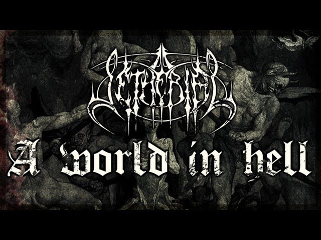 SETHERIAL - A world in hell (official video)