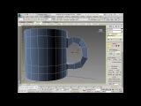 3D Моделирование кружки за пару минут