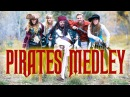 Disney's Pirates of the Caribbean Medley Peter Hollens Gardiner Sisters Devinsupertramp