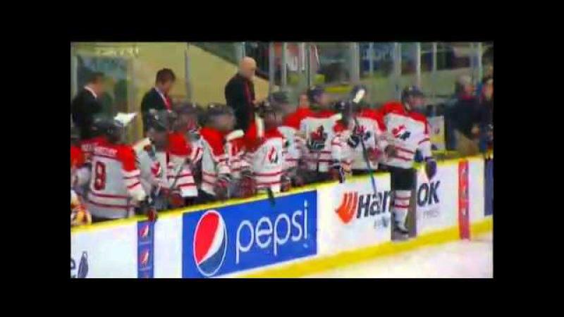Nov 07, 2015 WHC-17: Final. Canada White 6-2 Russia