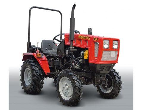 Продажа новых тракторов