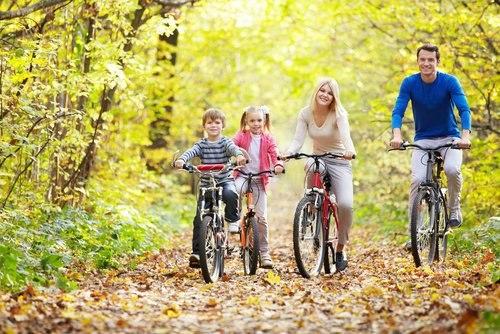 Велопрогулки в перми