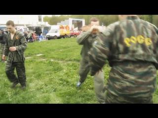 2015 РОСС показуха рукопашка