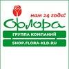 Интернет-магазин «Группы компаний Флора»