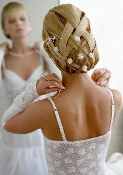 в группе свадебные прически и все что связано с свадьбой
