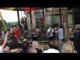 Philipp Gorbachev & The Naked Man live band@Outline 05.07.2015