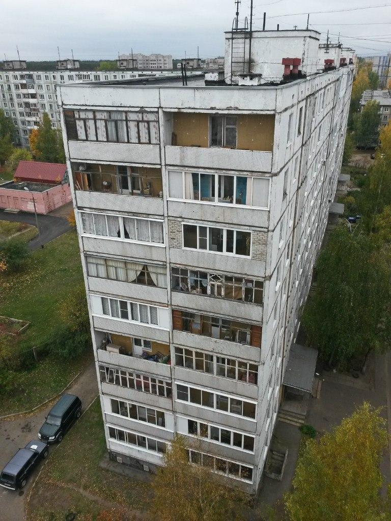 """""""фенольные"""" дома в Ярославле - Ярпортал, форум Ярославля."""