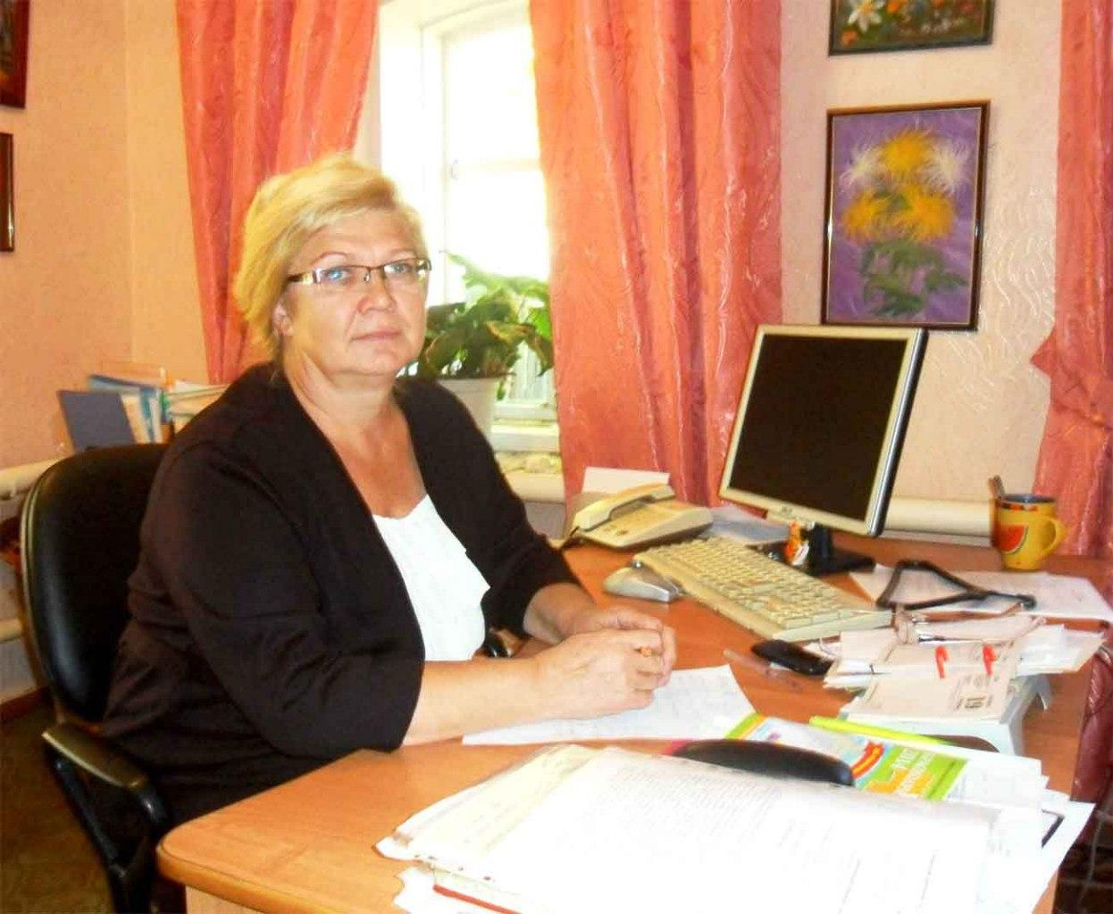 Ольга Юрьевна Колотухина