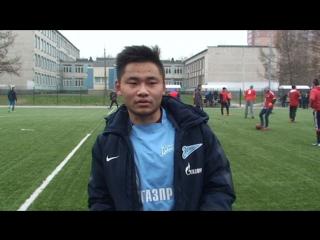 Александр Цой (Атлант): Защита была дырявая, сыгранности пока нет