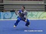 Чемпионат Китая 2015 наньгунь женщины 4-е место Чжао Вэньвэнь
