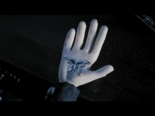ASP - Мe / короткометражка Тима Бёртона / Чёрная бабочка