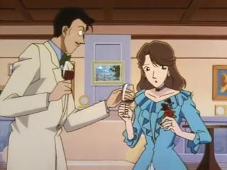 Detectiu Conan - 180 - Nocturn d'homicidi vermell (1ª part)