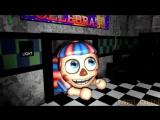 [SFM][FNAF] 5 AM at Freddy_s_ The Prequel [RUS] - 720P HD
