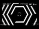 World Record Super Hexagon-Hyper Hexagonest 668.42s
