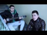 Очень красиво поют - твои карие глаза! Классный дуэт под гитару!