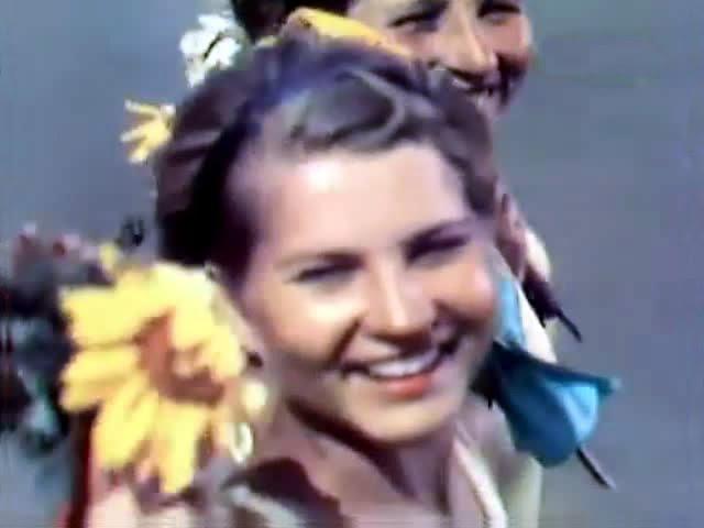 Широка страна моя родная - 1939 год
