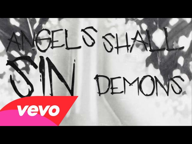 Chelsea Grin - Angels Shall Sin, Demons Shall Pray (Lyric Video)