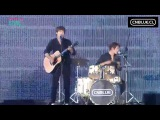 150904 CNBLUE LOVE at GRAND K-POP FESTIVAL